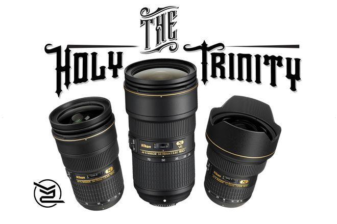 Nikon's Holy Trinity