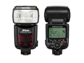 Nikon SB-900 AF Speedlight Flash for Nikon Camera (FX/DX)