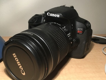 Canon T4i and 18-135 STM Lens!