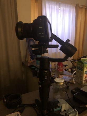 Blackmagic Design Pocket Cinema Camera 4k full kit