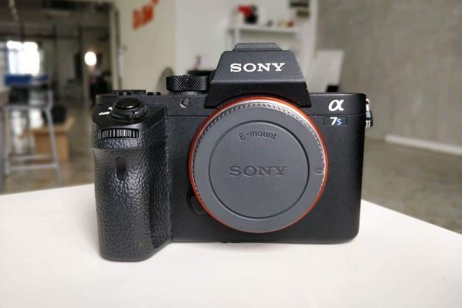 Sony Alpha a7S II Mirrorless Digital Camera (2 of 2)