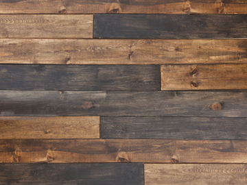 Rent: 7 Foot PolyLite Two Tone Wood Backdrop