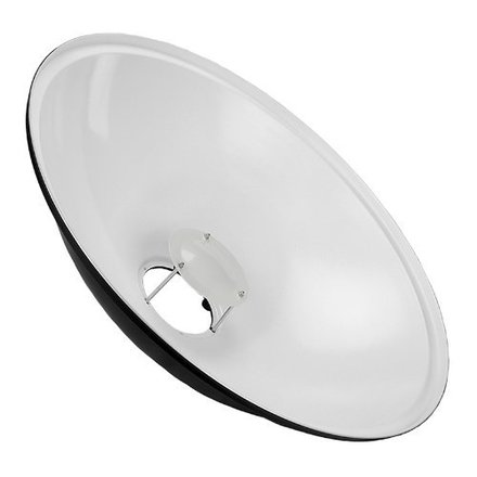 """Fotodiox Pro Beauty Dish 28"""" +Speedring for Alien Bees"""