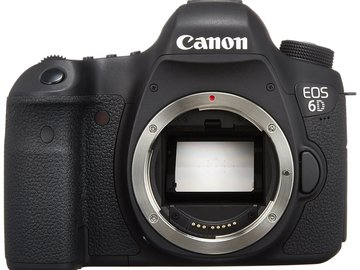 Rent: Canon EOS 6D (Body only)