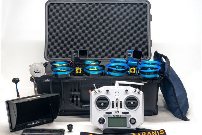 4K CINEWHOOP - SQUIRT V2 KIT