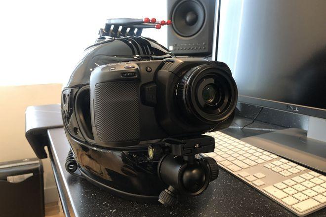 POV Rig - Helmet Cam - First Person Rig Custom