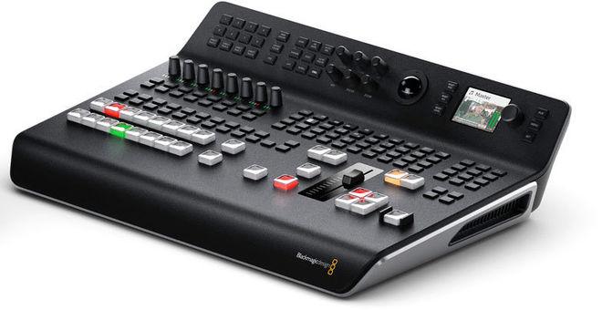 Black Magic ATEM Television Studio 4K production switcher