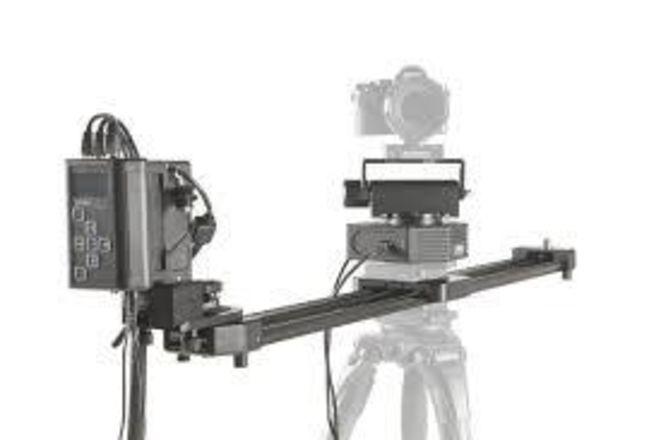 Kessler Second Shooter 3-Axis Plus Motion Control Slider
