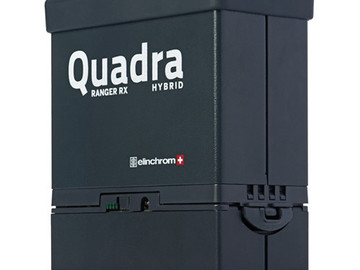 Rent: Elinchrom Quadra Portable light Kit - Strobes