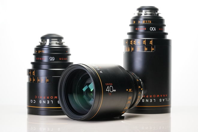 Atlas Orion Anamorphic A Set