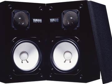 Rent: Yamaha NS-10M Monitors with Bryston 3B Amplifier and Stands