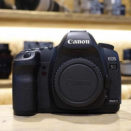Canon EOS 5D Mark II PACKAGE with FREE LENSES!
