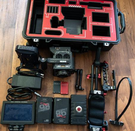 RED Scarlet-W Dragon 5K Kit