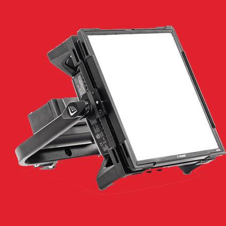 (2) Litepanels Gemini 1x1 RGB LED kit, stands, softbox
