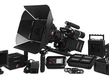 Rent: Red Epic Camera Package w Lens