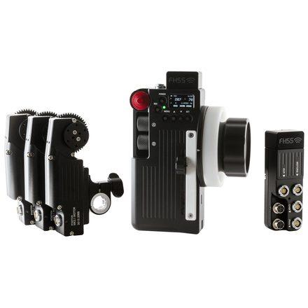 RTMotion MK3.1 Lens Control System (Focus, Iris & Zoom) FIZ