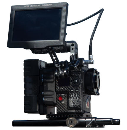 RED Weapon Helium 8K S35 Camera Package