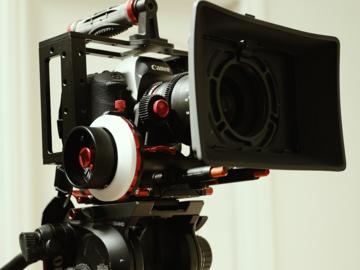 Rent: Canon 5D Video Package + Lenses