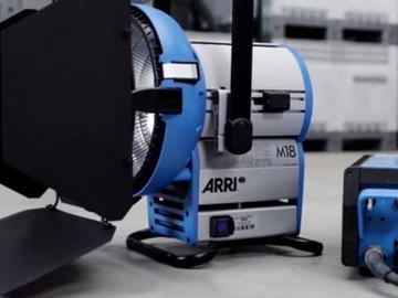 Rent: ARRI M18