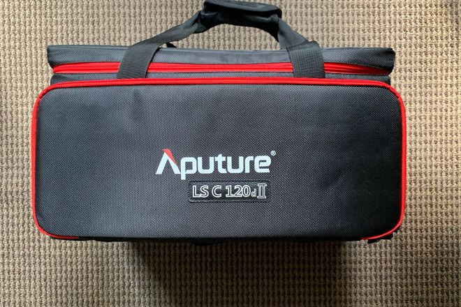 Aputure LS C120D II Kit