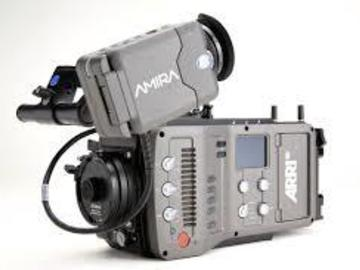 Rent: ARRI AMIRA 4K CAMERA EF OR PL