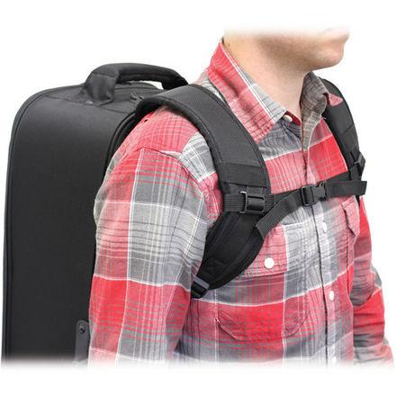 Rent A Tenba Roadie Ii Universal Hybrid Roller Backpack Black Best Prices Sharegrid Los Angeles Ca