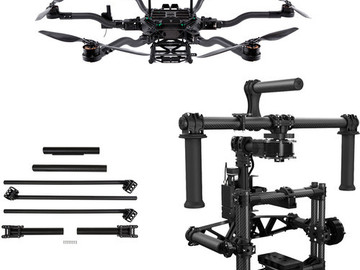 Rent:  FREEFLY ALTA 6 Drone Aerial Imaging Kit with MoVI M10