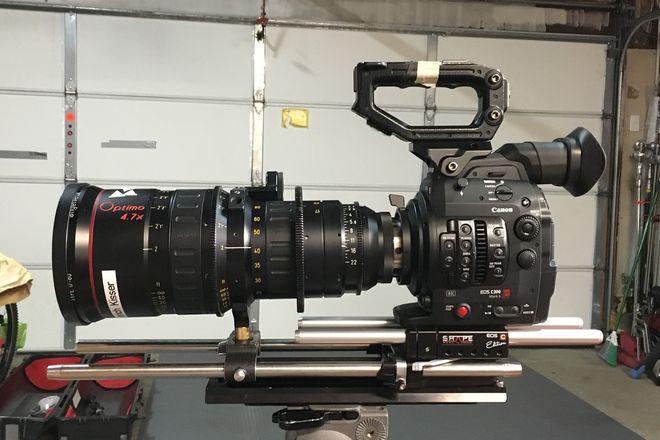 Canon EOS C300 Mark II PL
