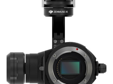 Rent: DJI Zenmuse X5 Camera and 3-Axis Gimbal