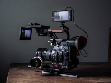 Rent: Canon C300 MKII Complete Package