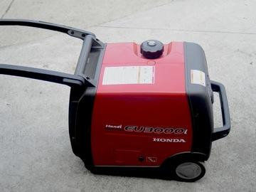 Rent: Honda EU3000i Handi Portable Inverter Generator