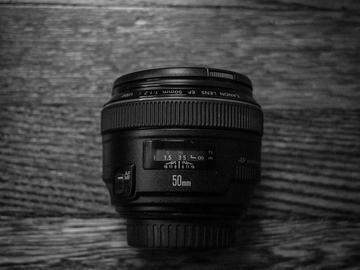 Rent: Canon 50mm 1.2L Prime Lens