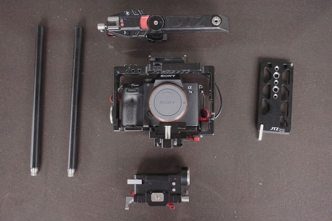 Sony a7 III With JTZ DP30 Cage KIT