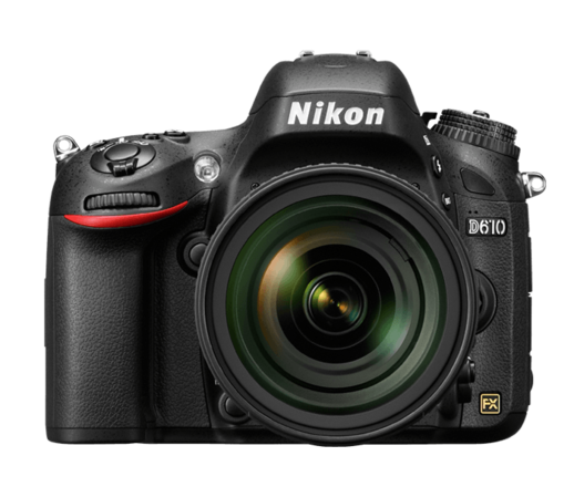 Nikon D610 with 24-85 and 70-300 lens