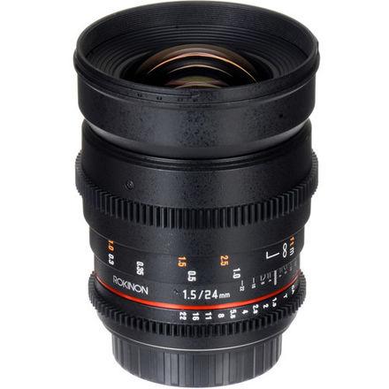 Rokinon Cine  35mm T1.4 E mount