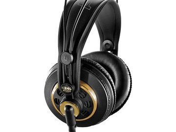 Rent: Headphones AKG K 240