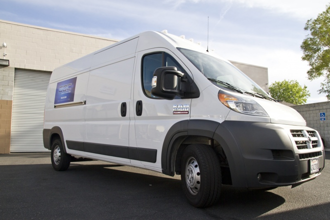 Ram Promaster 1 Ton Sprinter Van