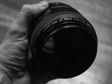 Rent: Canon 85mm 1.2L Prime Lens