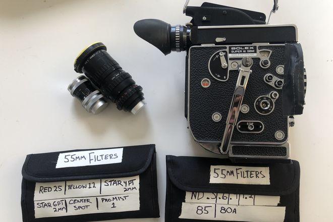 Bolex SBM Super 16mm