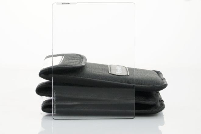 Tiffen 4x5.65 Black Pro-Mist Filter set of 3 - 1/8, 1/4, 1/2