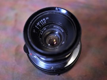 Rent: Jupiter-12 35mm f2.8 Reverse Wide Angle Midnight Lens