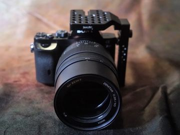 Rent: Sony A7s I + Zenitar 50mm f0.95 (like Leica Noctilux)