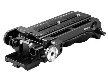 Rent: Smallrig VCT baseplate/shoulder pad/Sony VCT tripod plate