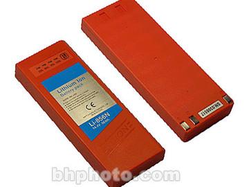 Rent: (2) VariZoom Lithium Ion batteries