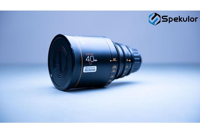 Atlas Orion 40mm T2 Anamorphic Lens PL