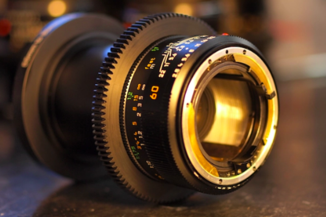 Leica R Cine-Mod EF Primes YOU CHOOSE (3)