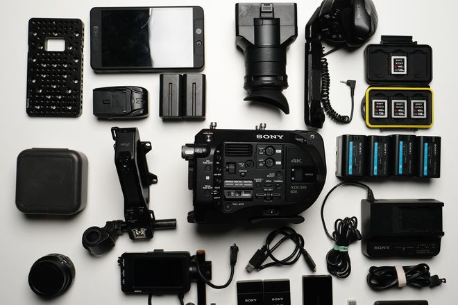 Sony FS7 - Complete Camera package