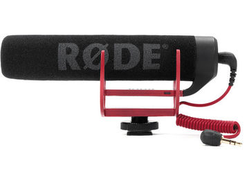 Rent: ​Rode Microphones VideoMic GO On-Camera Microphone