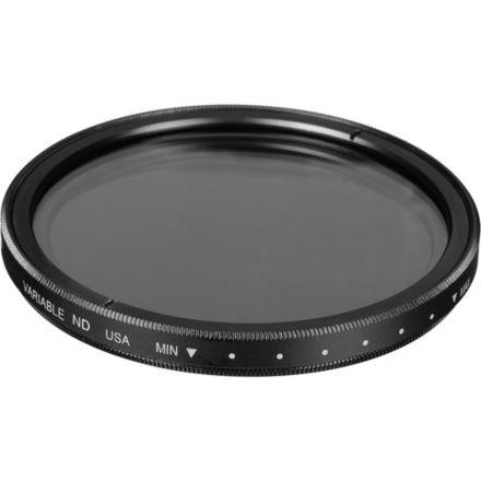 Tiffen 82mm Variable Neutral Density (ND) Filter - 2 to 8