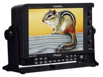 "Rent: TVlogic 7"" Cam Monitor"